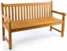 It is made of high-quality teak. Material: Teak with finish (sanded). Blend into any garden or patio decor. This outdoor bench will take. Garden Bench Plans, Teak Garden Bench, Outdoor Garden Bench, Patio Bench, Outdoor Seating, Outdoor Chairs, Indoor Outdoor, Outdoor Furniture, Outdoor Decor