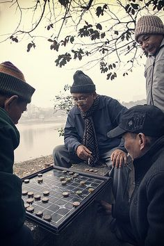 Time for Chinese chess.