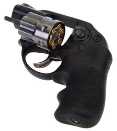 Real Guns - Ruger's LCR 22 Magnum. My absolute favorite of my pistols.