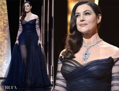 Serving as Mistress of Ceremonies for the 2017 Cannes Film Festival, Monica Bellucci stole the show at the opening ceremony and premiere of 'Ismael's Ghost