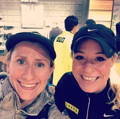 This girl is one of the best things about our move to Boston. Lucky for @jcal14 and I we get to see her every week at #Nikeboston AND we get to have her as our running coach. During our #nrc break she's headed to #italy to do some touristy things. I hope she has the best time ever!  Love you @coach_allyb !! Be safe!  #NIKE #NIKERUNNING #COMERUNWITHUS #WILLAR