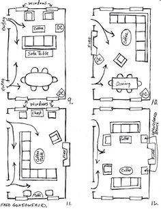 Dicas de layout para sala integrada. funpage…