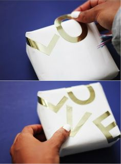 7 Creative Gift Wrap Ideas For Valentine's Day