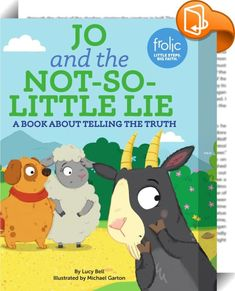 Jo and the Not-So-Little Lie