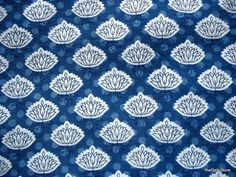 traditional indian lotus block prints - Google Search