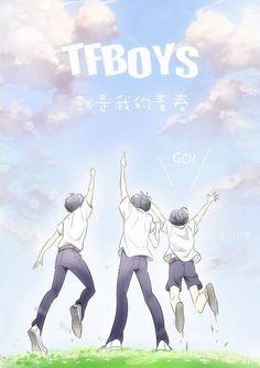 #TFBOYS