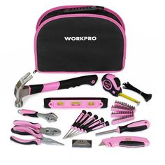 Pink Tool Set - for Women