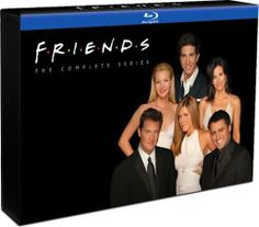Friends: The Complete Series on Blu-ray for $75.96