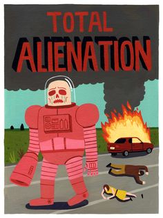 Sad Astronauts on Behance