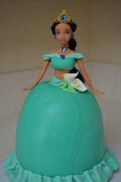 Disney Princess Jasmine cake. This is pretty