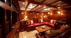 classic yacht interiors - Google Search