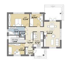 Ikar Utila, House Plans, Floor Plans, How To Plan, Interior Design, Houses, Arquitetura, Animals, Home Layouts