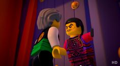 no solicitors u frek WE NO WANT YO GURL SCOUT COOKIES <<< What the hades I was expecting some rant about the tension/mutual hate between Garmadon and Clouse and I see THAT XD
