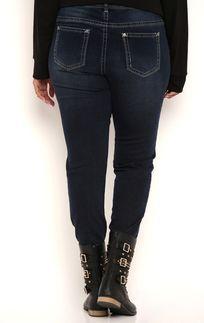 Junior Plus Size Jeans   Deb
