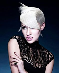 by Lori Novo   Hair - Partly Shaven  
