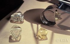 Most people don't realize the long, complicated, precarious journey a #diamond takes from its humble beginning...