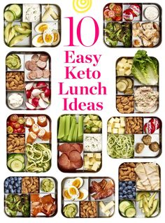 10 Easy Keto Lunch Ideas with Net Carb Counts. Need recipes and ideas for beginn… 10 Easy Keto Lunch Ideas with Net Carb Counts. Need recipes and ideas for beginn…,Ketogen 10 Easy Keto Lunch. Keto Diet Plan, Diet Meal Plans, Easy Keto Meal Plan, Atkins Diet, Meal Prep Keto, Keto Lunch Ideas, Lunchbox Ideas, Diet Ideas, Low Fat Lunch Ideas