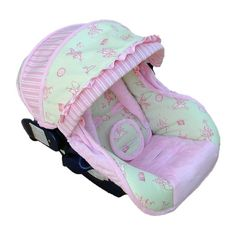 Baby Patti Cake Infant Car Seat Cover