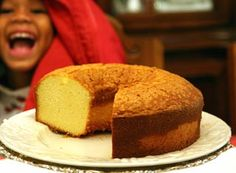 Mrs. Adams' Delicious Pound Cake ~ A truly delicious pound cake recipe made with 1 lb of Imperial margarine, 6 eggs, 1 lb of sugar, and 3 cups of cake flour. ~ SimplyRecipes.com