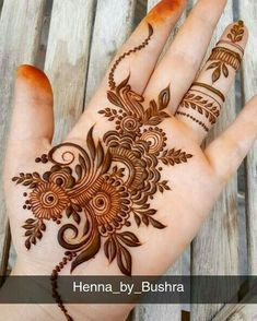 Explore latest Mehndi Designs images in 2019 on Happy Shappy. Mehendi design is also known as the heena design or henna patterns worldwide. We are here with the best mehndi designs images from worldwide. Palm Henna Designs, Khafif Mehndi Design, Latest Arabic Mehndi Designs, Mehndi Designs 2018, Mehndi Designs For Beginners, Mehndi Design Pictures, Mehndi Designs For Girls, Bridal Henna Designs, Dulhan Mehndi Designs