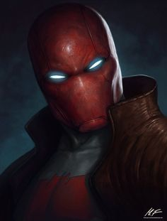 Red Hood by MattiasFahlberg on DeviantArt