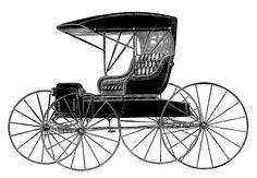 Antique Images: Free Vintage Car Digital Clip Art of 1913 Automobile