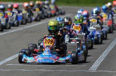 Dorian Boccolacci, International KF Karting Championships