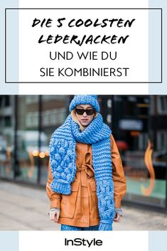 Fashion Forward: Die 4 angesagtesten Lederjacken-Styles und wie du sie kombinierst