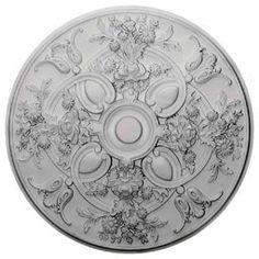 """Ceiling Medallions CM31BA 31 1/4""""OD x 2 1/4""""P Baile Ceiling Medallion"""