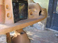 Rocket Stove Oven & Cob Pizza Oven