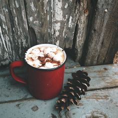 hot chocolate |