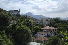 Una hermosa y no tan conocida vista de Río