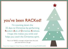 random acts of kindness for christmas | ... Project // Random Acts of Christmas Kindness // www.shineonblog.com