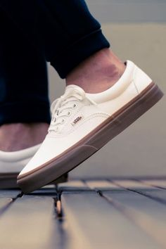 feb6a6ebf64095 Men s white sneakers. Sneakers have already been a part of the world of  fashion for