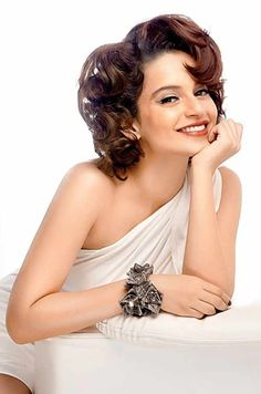 'You will see a lot of variety from me': Kangana Ranaut If her line-up of films is anything to ...