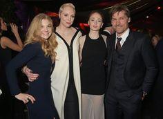 Pin for Later: C'est Toujours Fun de Voir le Cast de Game of Thrones Sans Costumes Natalie Dormer, Gwendoline Christie, Sophie Turner et Nikolaj Coster-Waldau