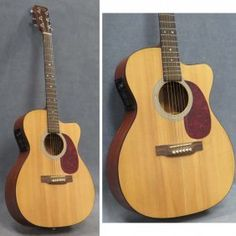 C.F. MARTIN 000C-1E ACOUSTIC ELECTRIC GUITAR : June 8th