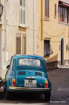 Procida - Fiat 500