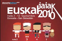"""EUSKAL JAIAK. """"Cider day"""" will fire the pistol shot that signals the star of a week-long celebration of the Basque folk heritage. Through acting based in folklore and by means of demostration of basque sports, visitors will be able to appreciate the richness of Basque culture."""