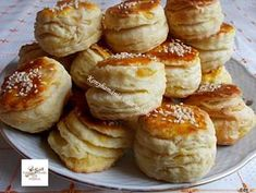 Hungarian Recipes, Ciabatta, Garlic Bread, Croissant, Pretzel Bites, Food And Drink, Appetizers, Sweets, Cookies