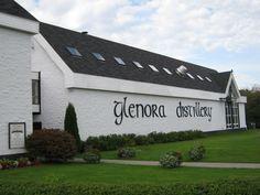 Glenora Distillery, Glenville, Cape Breton, Nova Scotia Enchanted Island, Cape Breton, Nova Scotia, Distillery, Places To See, Britain, Paisley, Scenery, Canada