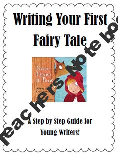 My First Fairy Tale!