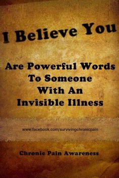 Invisible illness/ #lupus / chronic illness