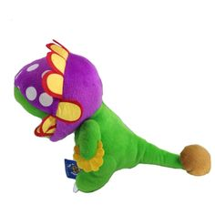 640f97832ca Amazon.com  Generic Dino Piranha Super Mario Bros Plush Soft Toy Stuffed  Animal Boss