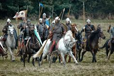 Norman knight charge 1000-1100