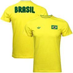 adidas Brazil Soccer T-shirt