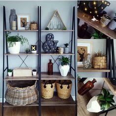 Industrial Shelves Diy 093