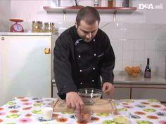 Muffin al cioccolato fatti in casa - YouTube