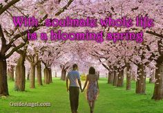 Soulmate love, is the best path to feel the divine love and learn with pleasure how to give ( this is what love is all about ). If you're looking for real love, We have created a new spiritual tool, here in facebook, to help you find potential soul-mates in any age range and place around the world - it's totaly FREE https://apps.facebook.com/findangels/