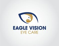 Eagle Vision Eye Care asked the design team at Innexus to create something that captured both eye care and an eagle. #logo #logodesign #newlogo #eyelogo #eye #eyeball #eyecare #optometry #optical #eagle